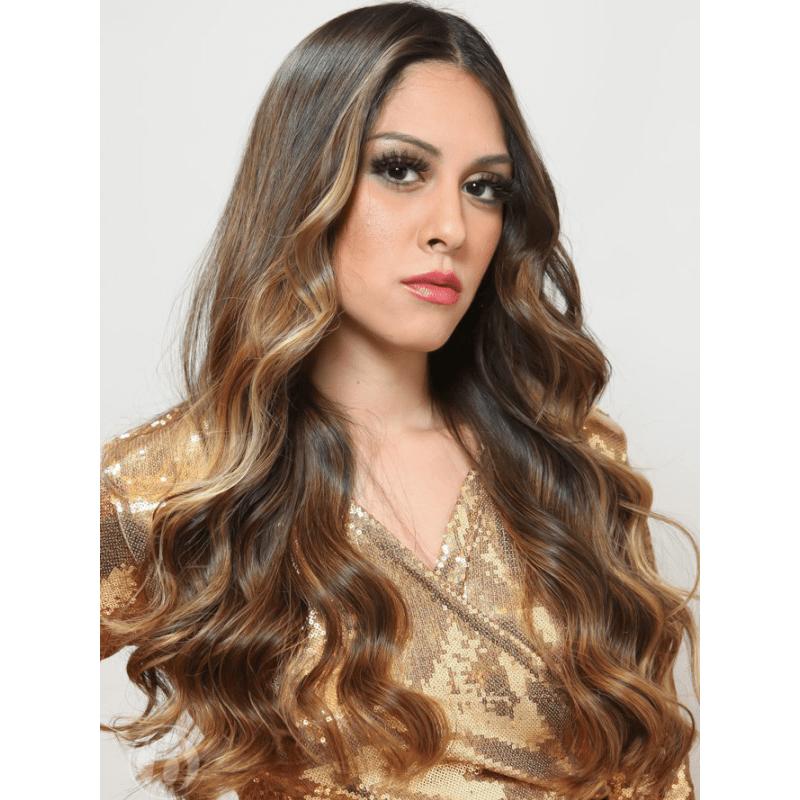TRUSS Professional Brazilian Balayage Color Formulas Brunette @glayda
