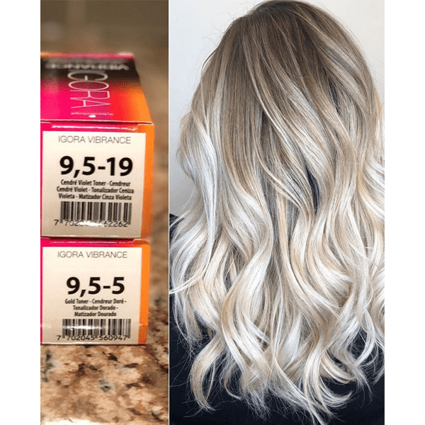 Lisa Walker @lisalovesbalayage Blonde Balayage Contest Color Formulas