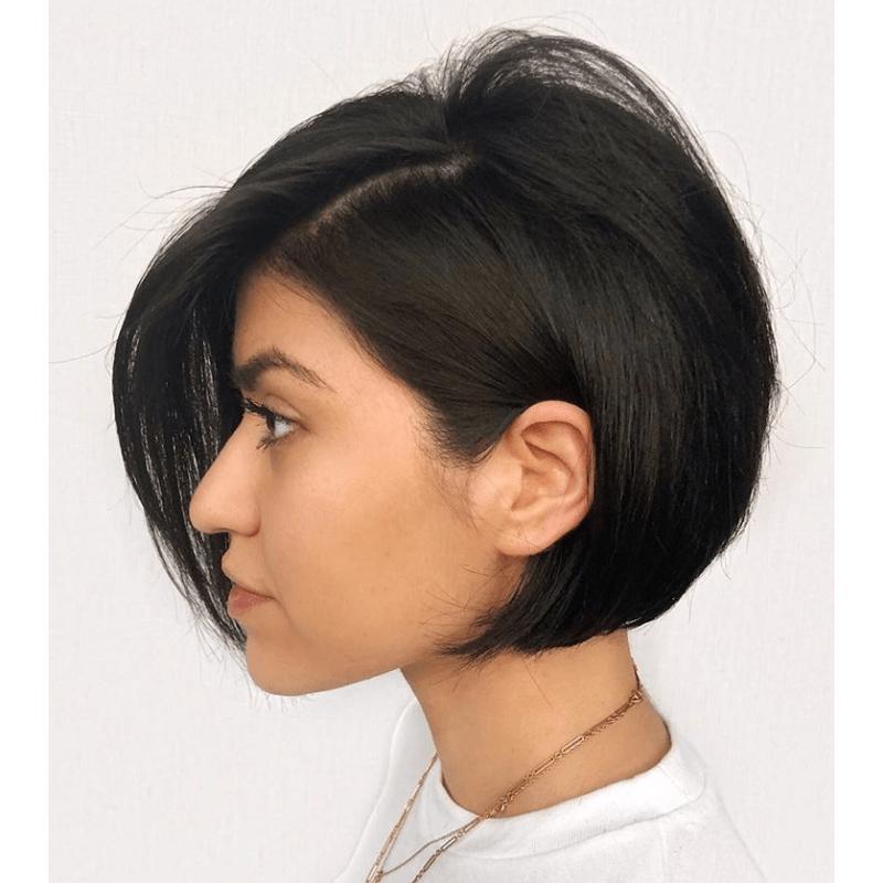 Chris Jones @chrisjones_hair bob haircut cutting techniques and tips TIGI Copyright Treatment