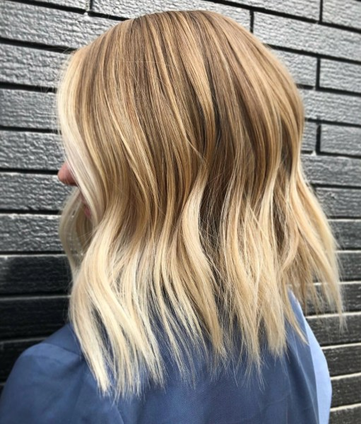 Fall Color Trend 55 Warm Balayage Looks Behindthechair Com Haircolor