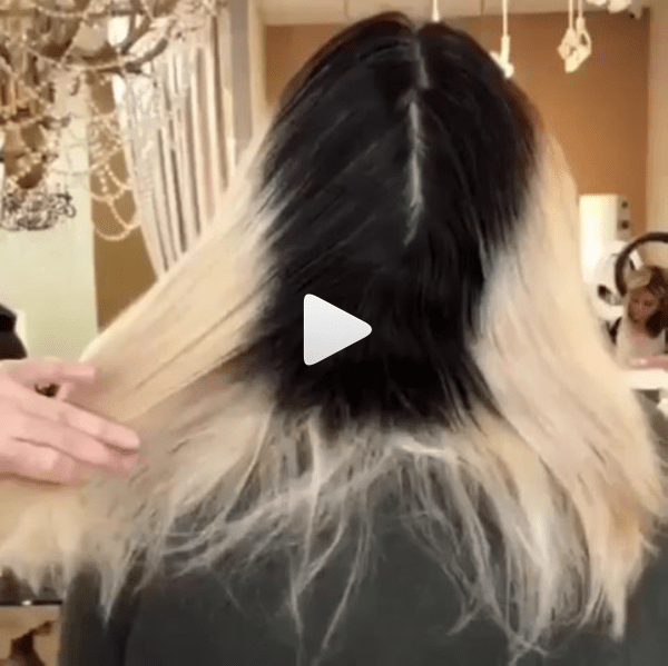 Top Blonde Hairstyle Quickie Tuturials From Behindthechair's Instagram.