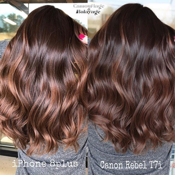 Amy McManus @camoflaugeandbalayage Article Instagram Versus Reality Social Media Filters Filtered Pics