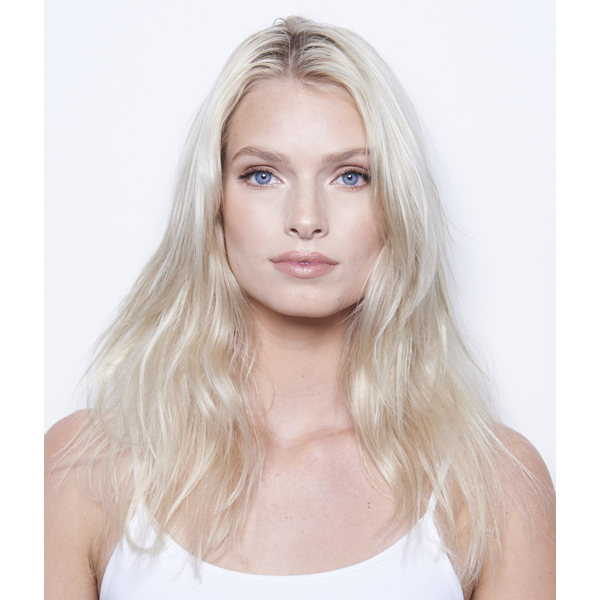 Joico Denis de Souza @denisdesouza Platinum Pearl How To Blonde Blonding Icy White Color Formula Before