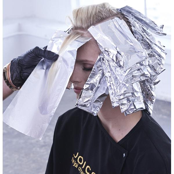 Joico Denis de Souza @denisdesouza Platinum Pearl How To Blonde Blonding Icy White Color Formula Foils