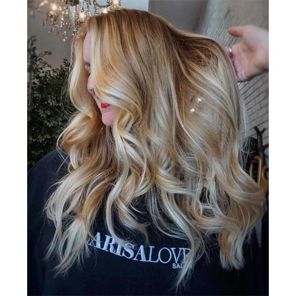 Larisa Love @larisadoll Joico Freehand Painting Tips Article Lightener Lightening Blondes Blonding Haircolor