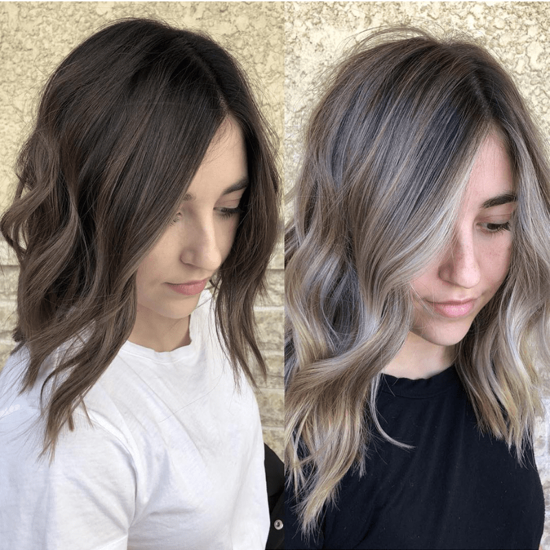 @stylesbysarah olaplex no 6 blonde balayage tips healthy hair