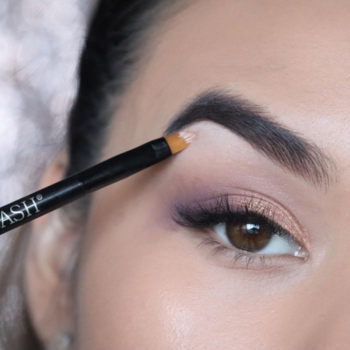 NovaLash winged eyeliner tutorial how to