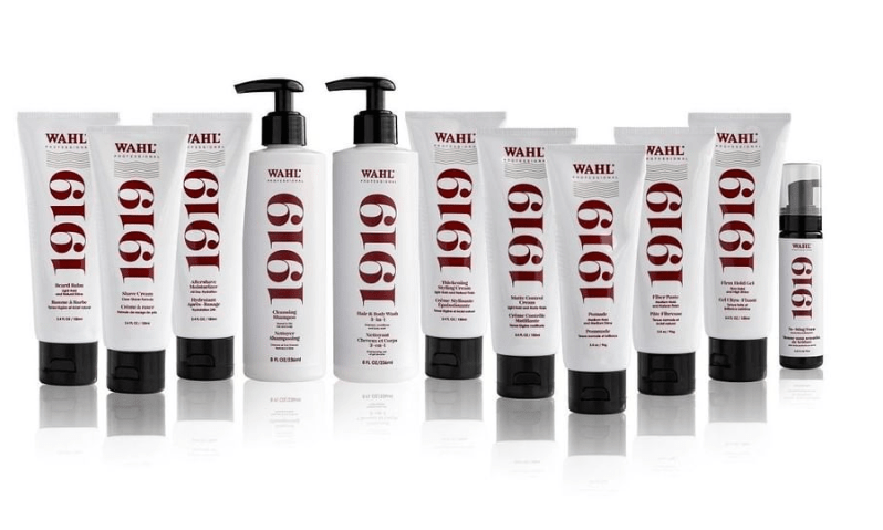 Wahl Professional New Products Wahl 1919