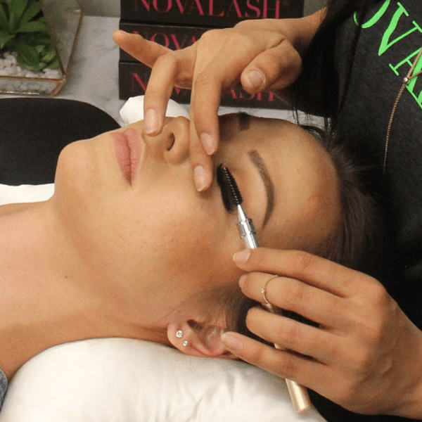 NovaLash Eyelash Extensions The Truth Common Myths Debunked lashwand