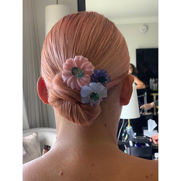 Busy Philipps 2019 Emmys hair