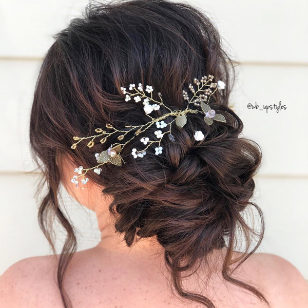 easy updo hairstyle tips from wb_upstyles