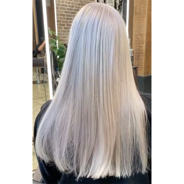 Becca Ortiz @balaybecca Icy Platinum Bleach & Tone Formula How To Blonde Blonde Hair Schwarzkopf Professional