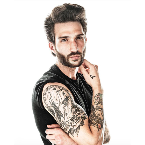Photography Tips For Barbers and Hairdressers Lighting Set Up Body Positioning An Angles