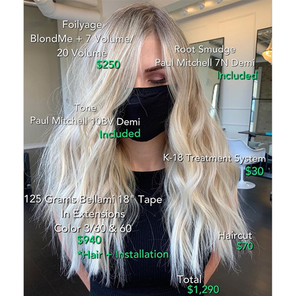 Pricing Tips and Strategies For Hairdressers Charging What You're Worth Color and Haircutting Services