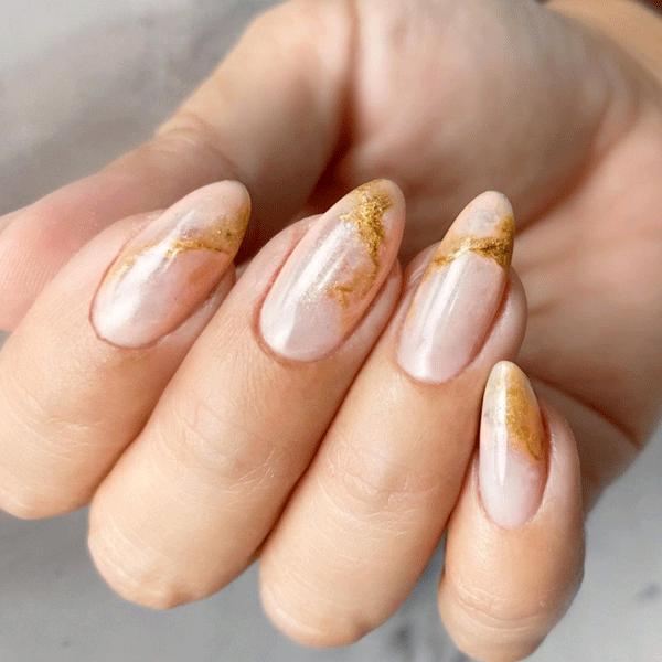 gold-nail-art-cnd-winnieisawesome