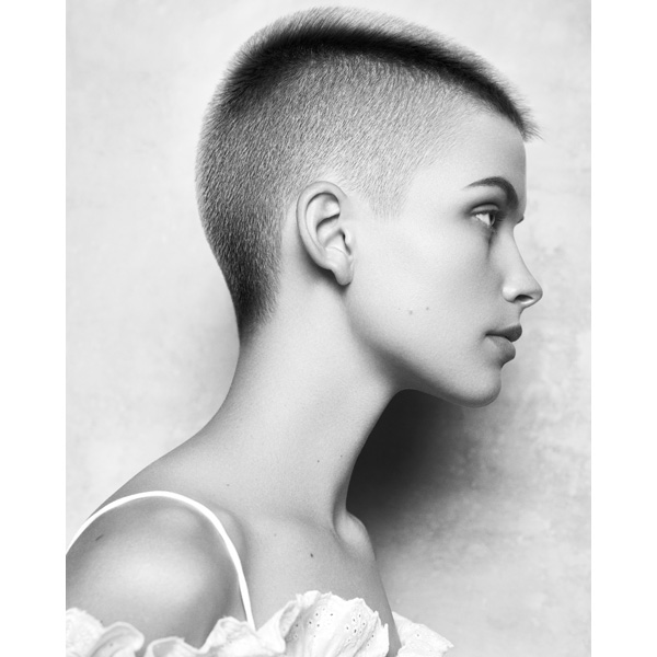Kate Drury Allure Collection British Hairdressing Awards Newcomer of the Year Winner 2020