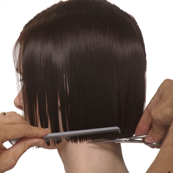 Sassoon Academy Precision Bob How To Cutting Step By Step Fundamental Lines Graduation Layering Techniques