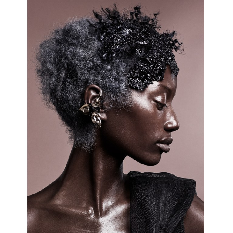 Cos Sakkas Reverie Collection TONI&GUY British Hairdressing Awards Nominee 2020