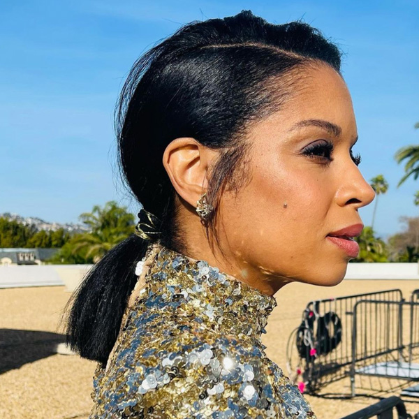 Golden Globes 2021 Best Hair and Beauty and Makeup Looks Celebrity Hair