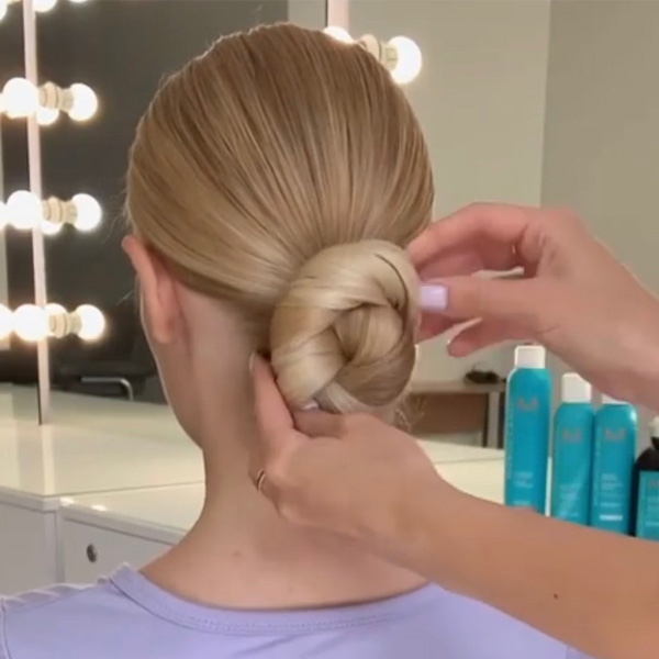 smart bridal updo styling tricks with moroccanoil waves braids smooth looks and buns