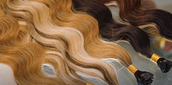 glam seamless priscilla valles brazilian blend extensions hand tied tape ins and keratin fusion bonds celebrity hair