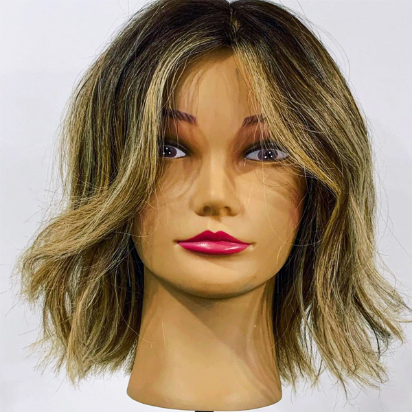 clairol shimmer lights @hairbytag money piece foil placement tips and creative toning for blondes how to tutorial color formulas