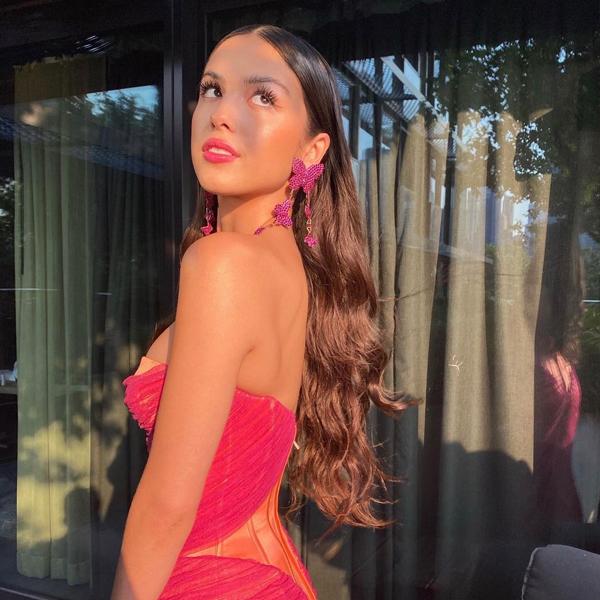2021 MTV Video Music Awards VMAs best celebrity hair beauty looks olivia rodrigo