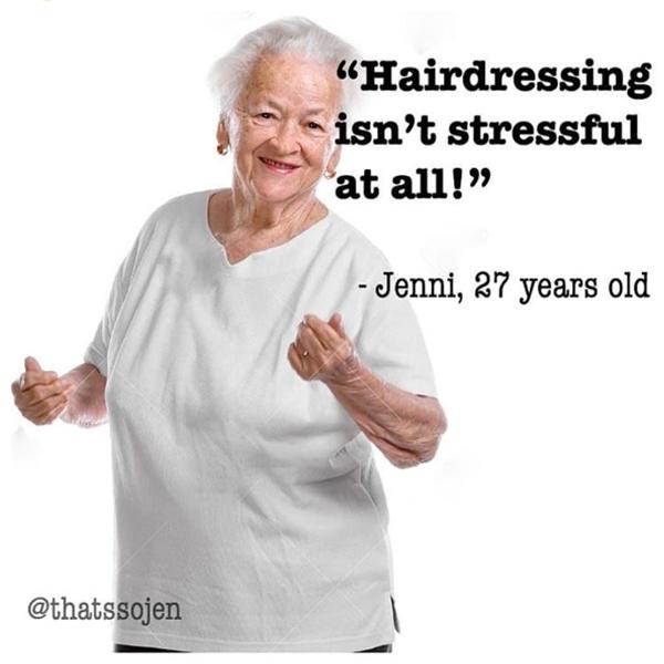 hairdressing meme salon funny
