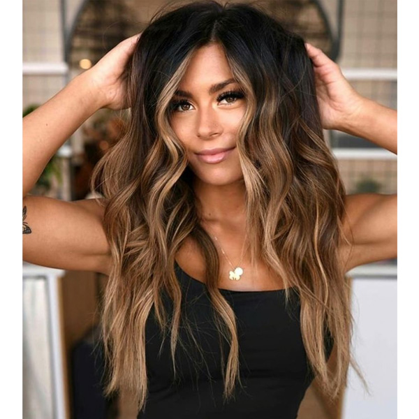 fall 2021 hair color trends balayage refresh