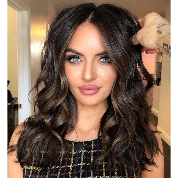 fall 2021 hair color trends brunette