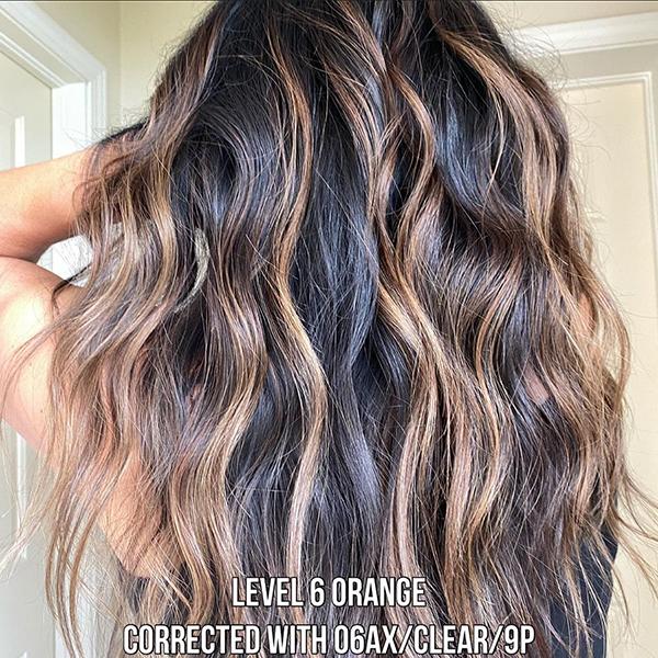 warm balayage hair by clevelandhairboss