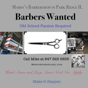 Marios Barber shop
