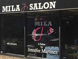 Mila j: A Salon by Jennifer Martinez