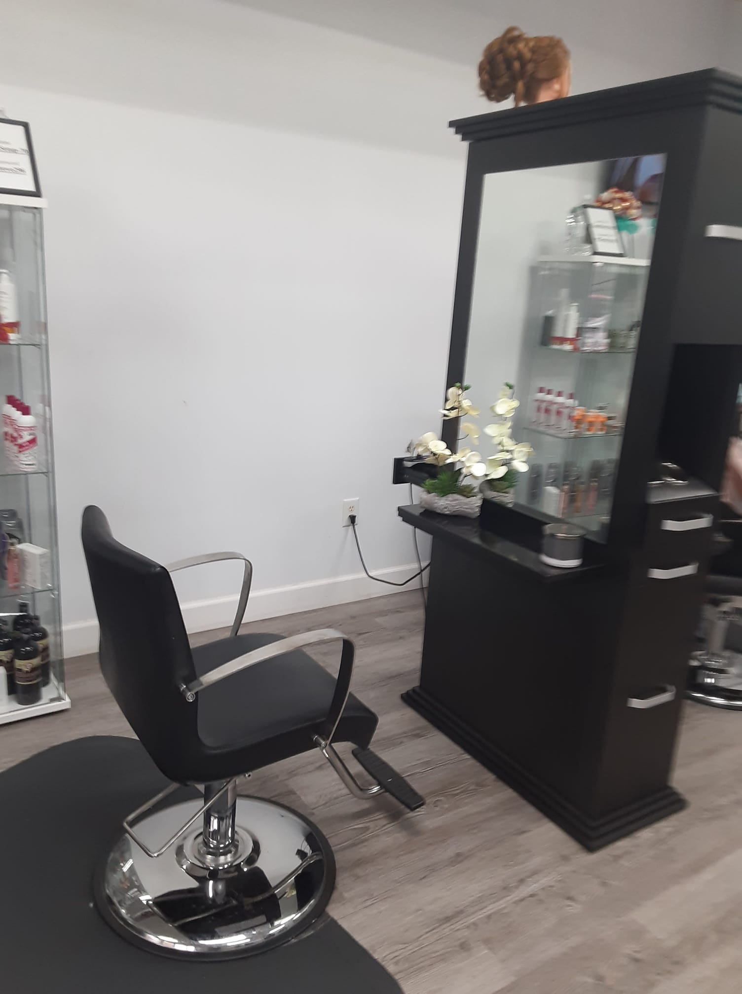 Booth Rental for Hair Stylist