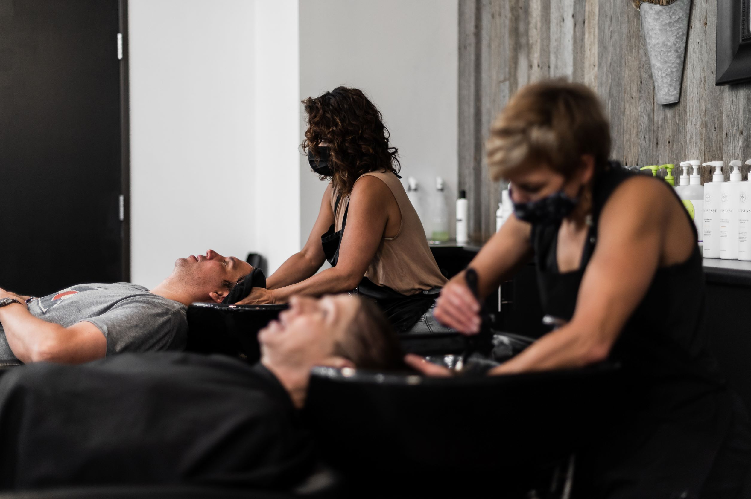 High End Hairstylist