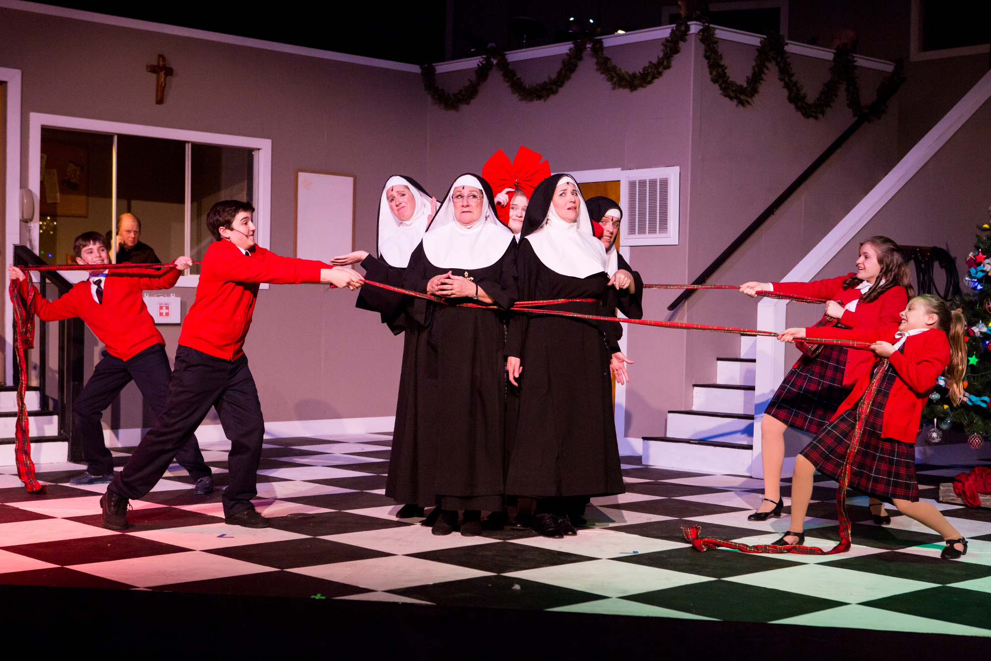 NUNCRACKERS Offers Holiday Fun At The Drama Workshop