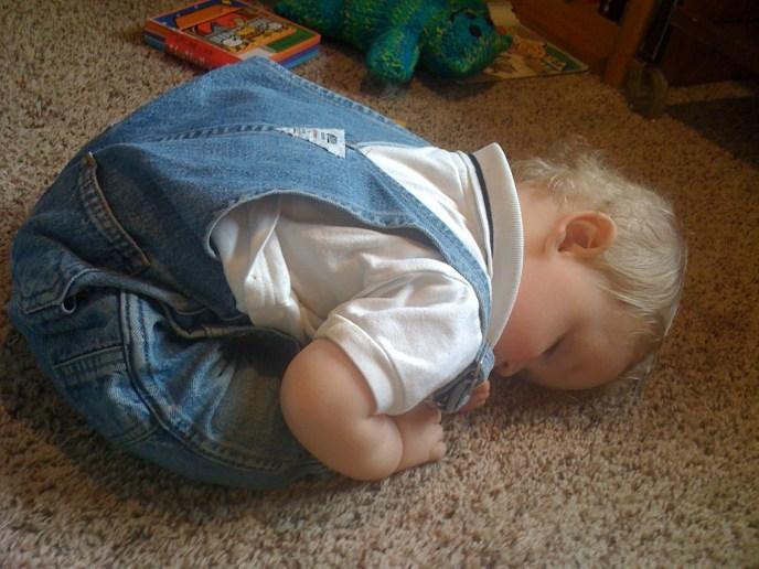 baby sleep 9 - 12 months