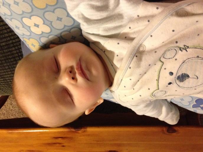 baby sleep 6 - 9 months