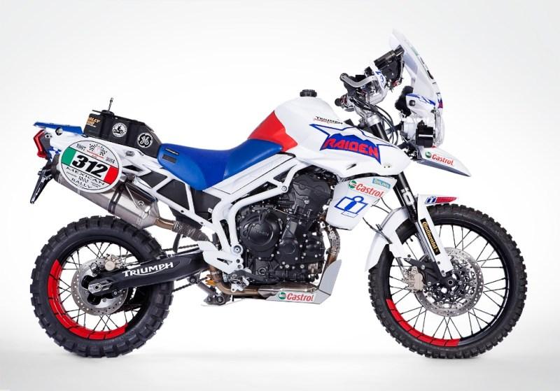Motoworks ICON RAIDEN Tigers 280