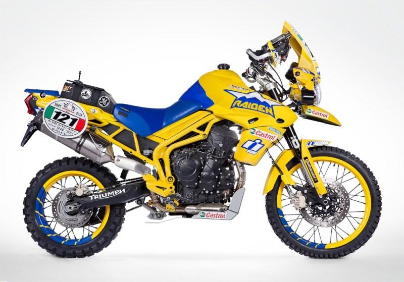 Motoworks ICON RAIDEN Tigers 290