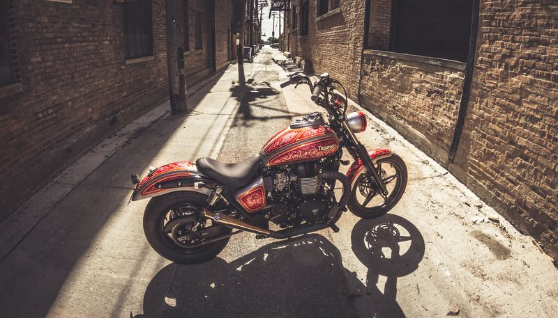 Motoworks Chicago Calle Maton -  587