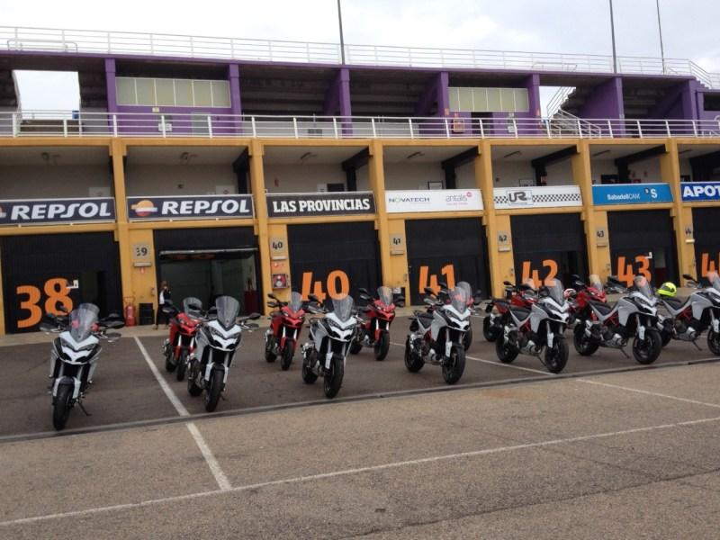 Ducati in Valencia 2015 - 38