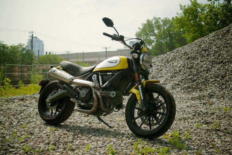 Scrambler Ducati -  3