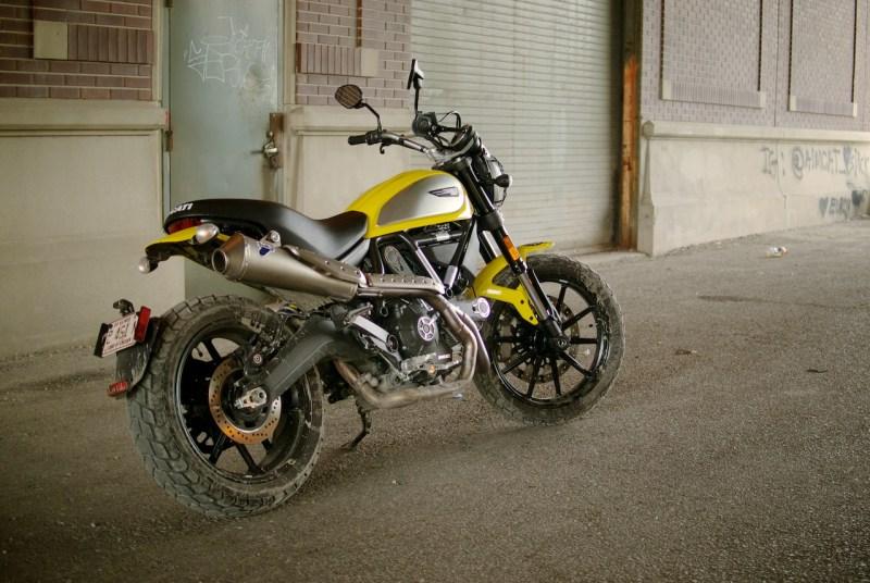 Scrambler Ducati -  38