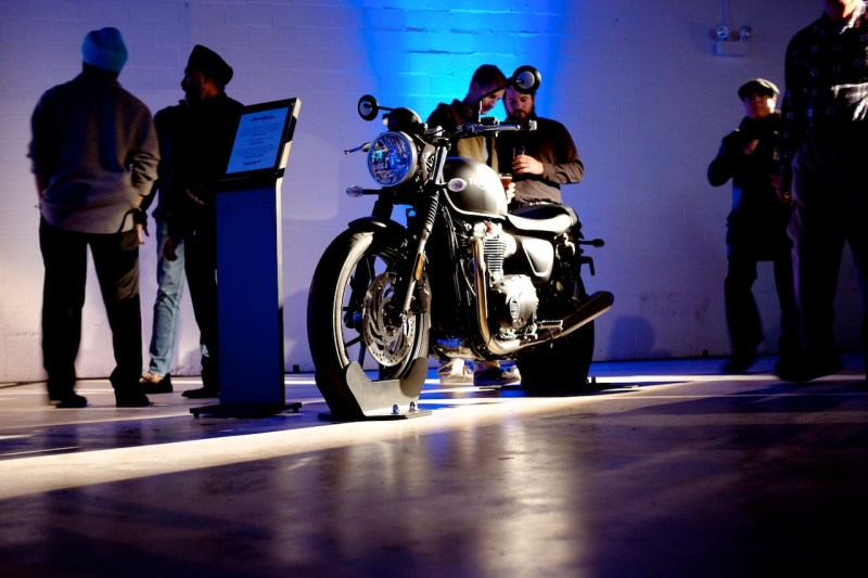 Bonneville Reborn Tour Chicago 2015 11