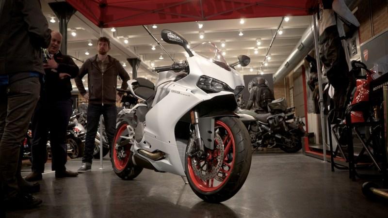 Motoworks New Bike Unveil 3
