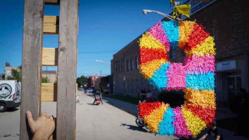 The Pillion Piñata