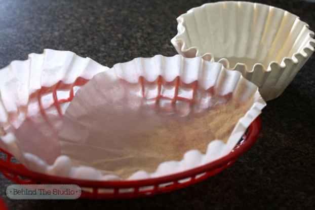 #ad Making fun dinner baskets with Tyson Crispy Chicken Strips with Zesty Chili Sauce #shop #SamsDemos #cbias
