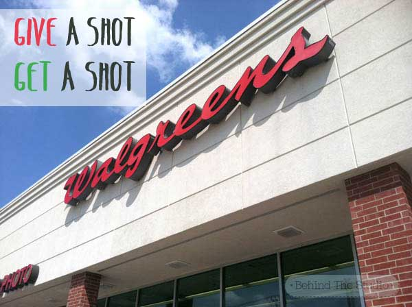 Get back to school immunizations and give another child a shot@life®! #GiveaShot #shop #cbias