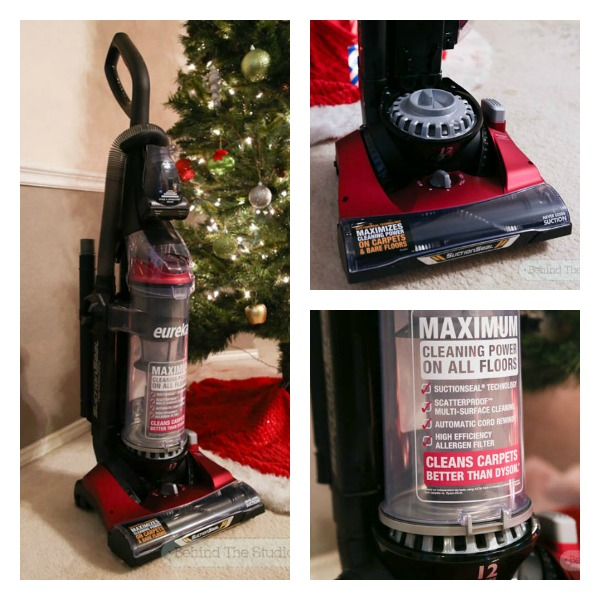 Getting my EPIC mess clean for the holidays with Eureka - #EurekaPower #Cbias #shop